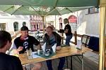 Lockal U Jelena je připraven na zákazníky. Jeho provozovatelé Hanka Smékalová a Radek Geier věři se vrátí štamgasti a přijdou i turisté.