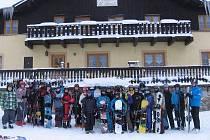 Žáci Základní školy v Národní ulici mají za sebou lyžařský kurz.