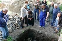 Vimperští zastupitelé se před zhruba třičtvrtě rokem seznámil s výsledky dosavadního archeologického a historického průzkumu zámku.