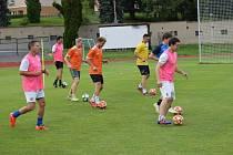 Vimperští fotbalisté odstartovali přípravu na novou sezonu.