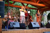 Léto pod Boubínem 2014 začalo prvním koncertem.
