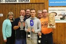 Vítězem 18. ročníku Zlaté Vánočky v roce 2019 byl Sokol Lhenice. Devatenáctý ročník se nakonec nekonal.