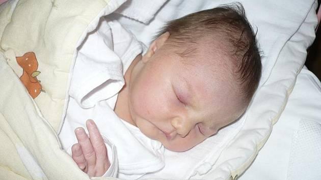 Kateřina Veškrnová, Netolice, 4. 2. 2009 v 09.40 hodin, 4,19 kg a 52 cm