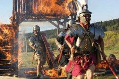 Na Kvildě se konal třetí antický den.