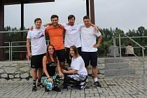 Sportovně pivní olympiáda v Záblatí 2019