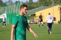 Fotbalová příprava: FK Lažiště - Tatran Prachatice 5:1.