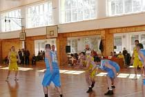 Vimperští basketbalisté slavili 40 let od vzniku klubu.