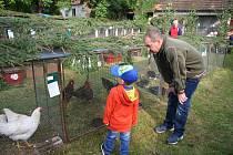V neděli se zájemci podívají na chovatelskou výstavu ve Lhenicích.