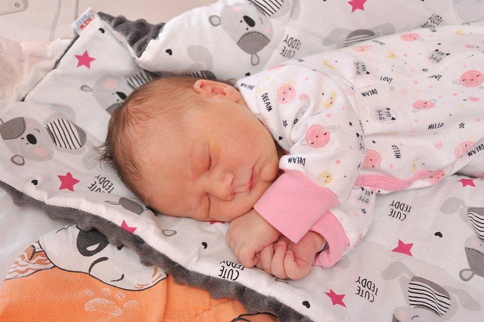 VIVIEN KOSTNEROVÁ, NIŠOVICE.Narodila se v sobotu 24. srpna ve 4 hodiny a 31 minut ve strakonické porodnici. Vážila 3500 gramů. Má sestřičku Vanesu (11 let) a bratříčka Dominika (4 roky). Rodiče: Monika a Jiří.