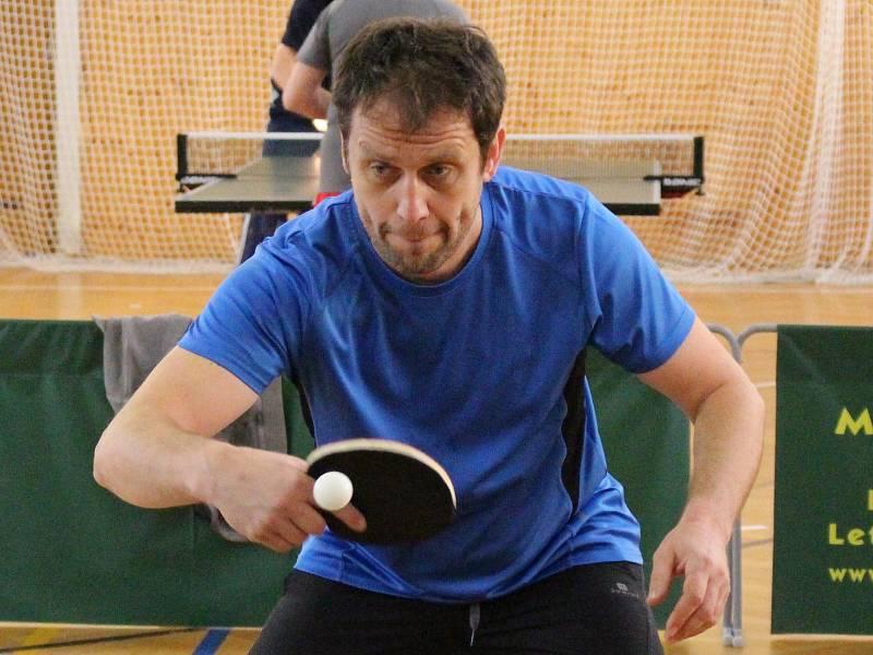 Stolní tenisté na Prachaticku mají za sebou další kolo okresních soutěží.