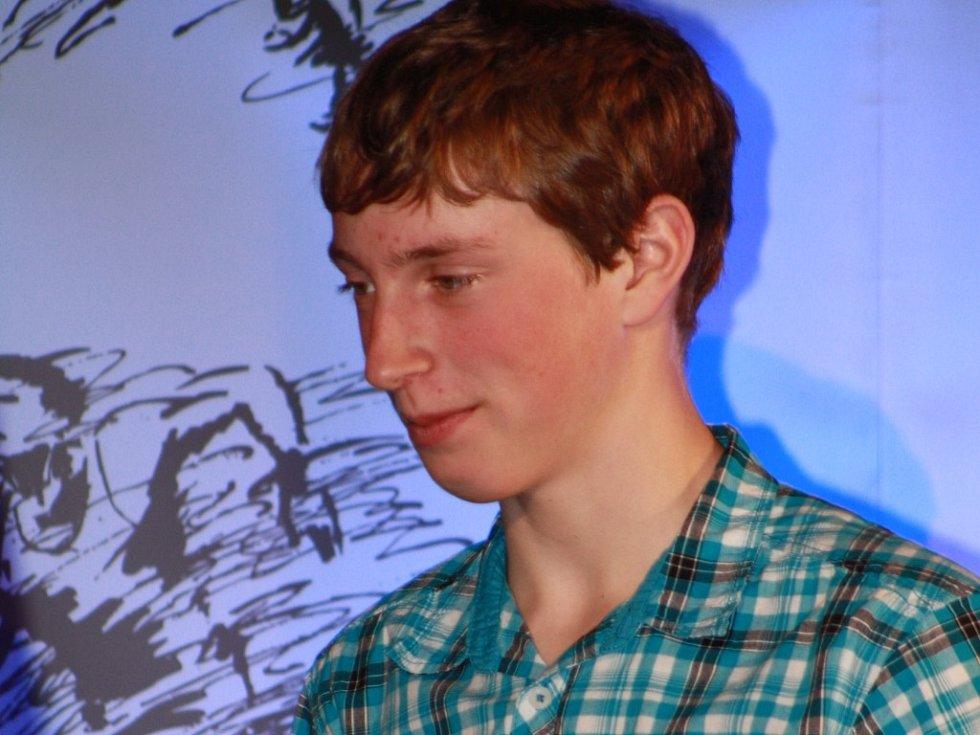Lyžař Tomáš Kalivoda byl šestý.