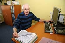 František Vávra, Úřad práce Prachatice.