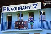 Vimperští dorostenci vyhráli Memoriál Martina Kvapila ve Vodňanech.