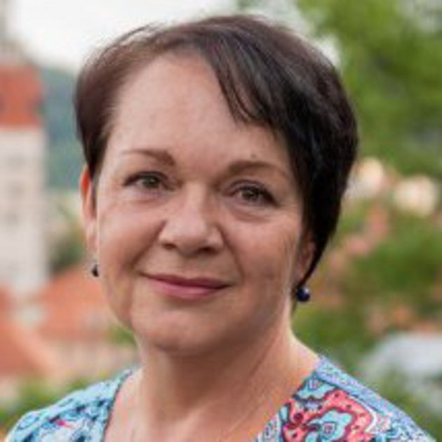 Jana Stráská, 60let, praktická lékařka, Pro Prachatice