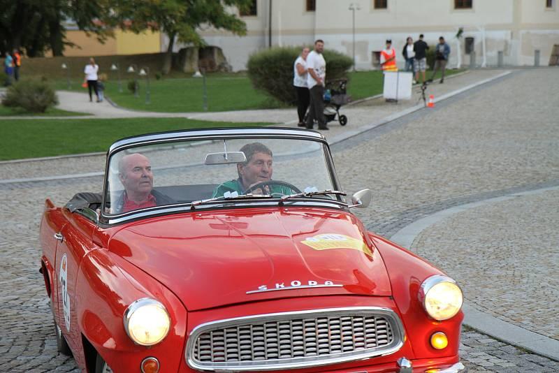 Jedna ze zastávek  South Bohemia Classic  byla ve Vlachově Březí.