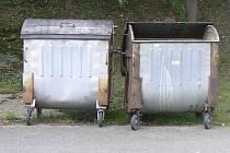 Obyvatelé Strunkovic by měli od nového roku platit za svoz domovního odpadu více. Ilustrační foto.