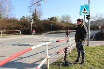 Kamera zaznamenávají každé vozidlo, které vjede do města.