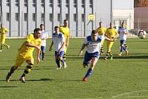 Fotbalová A třída: Vodňany - Lhenice 2:2.
