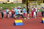 Na sportovištích Sportovního zařízení Prachatice pokračoval projekt pro děti pojď si vybrat, co tě baví.