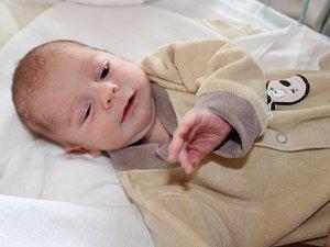 Ve čtvrtek 4. ledna v jednu hodinu a 44 minut ráno se v prachatické porodnici narodil Matěj Jánský. Vážil 2900 gramů. Pro rodiče Veroniku Grančanyovou a Milana Jánského z Netolic je malý Matěj prvorozený.