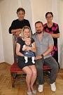 Mia Maunová se narodila 19. března rodičům Zlatě a Romanovi Maunovým.