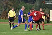 Fotbalová I.A třída: Vimperk - Trhové Sviny 1:1.