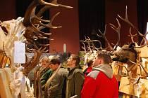 Výstava trofejí ve Vimperku dnes končí.