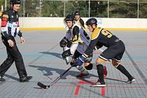 Prvoligoví hokejbalisté HBC Prachatice mají o víkendu na programu dva zápasy.