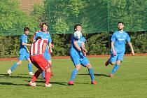 Fotbalová příprava: Netolice - Bavorov 4:6.
