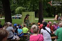 V parku u Volyňky zažijete divadelní odpoledne.