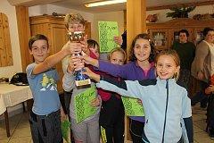 Dům dětí a mládeže ve Volarech hostil osmý ročník vědomostní soutěže O pohár ředitele DDM.
