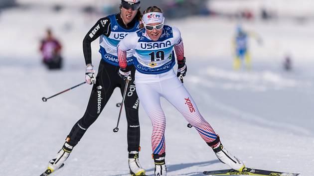 Barbora Havlíčková o víkendu ještě získala tři tituly Mistryně ČR a zítra odlétá na MS do Lahti.