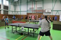 Naposledy se hrál Jarní pohár stolních tenistů v Prachaticích v roce 2019. Loni musel být zrušen, letos je zatím přeložen na podzimní termín.