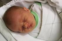 Martin Friedek se narodil v prachatické porodnici ve středu 17. ledna v 8 hodin a 42 minut. Vážil 3050 gramů. Pro rodiče Jitku a Martina Friedkových je malý Martin první miminkem a vychovávat ho budou v Žernovicích.