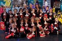 Tanečníci z CrabDance Prachatice zahájili sezonu postupem na mistrovství Čech.