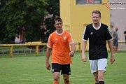 Vimperští fotbalisté zakončili sezonu na Lokomotivě České Budějovice.