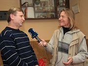 Další díl seriálu Českého rozhlasu Dobráci roku se přesunul zpět na Prachaticko, konkrétně mezi dobrovolné hasiče z Jámy.