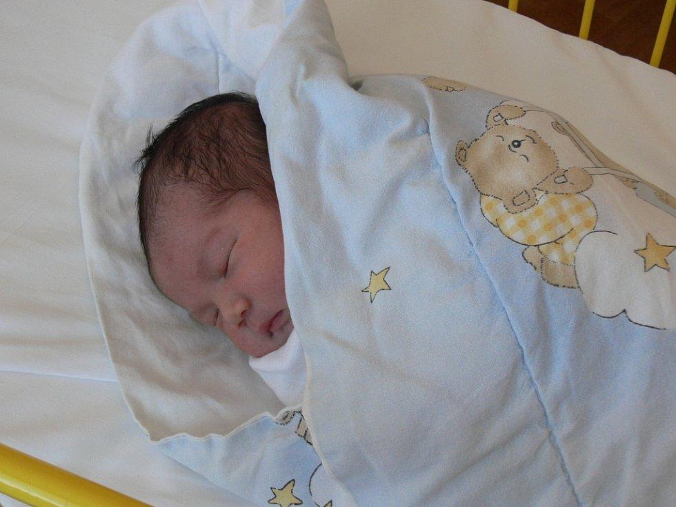 Tran Trong Bao Quoc se v prachatické porodnici narodil ve středu 5. září ve 21.47 hodin. Chlapeček vážil 3600 gramů a měřil 48 centimetrů. Maminka Lan a tatínek Duc jsou z Prachatic.