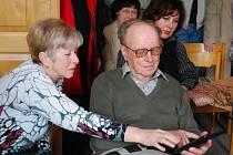 Křest elektronické knihy Romana Kozáka Příběhy schované v žule.