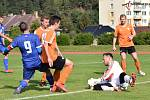 Fotbalová I.A třída: Vimperk - Semice 2:3.