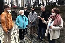 Cesta za poznáním vedla do Židovské muzeum v Praze.