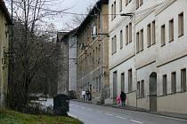 Dům v Pasovské ulici ve Vimperku.
