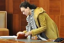 """OBŽALOVANÝ, který v minulosti k soudům příliš nechodil, se tentokrát dostaví, slibovala před jednáním advokátka Lucie Benešová. Klient se ale neobjevil. Rychlý telefonát – a přišla omluva. """"Veze ho nějaký člověk a dostali se do nějaké hromadné nehody. Jso"""