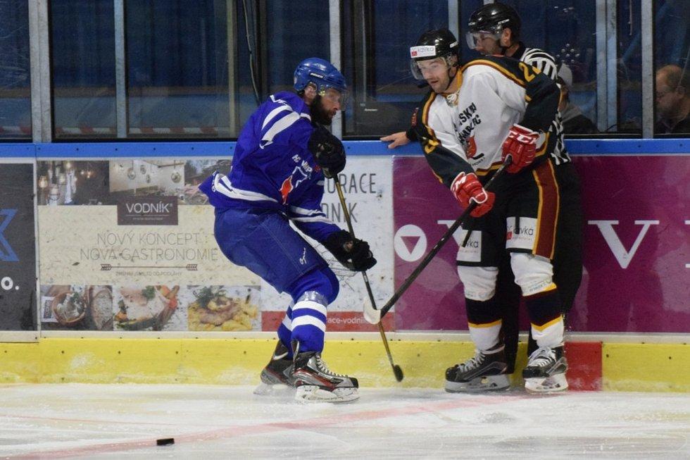 Hokejisté Vimperka definitivně uzavřeli sezonu.