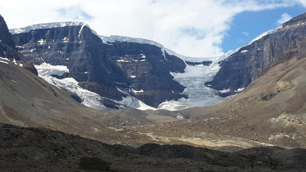I tady ledovce mizí.