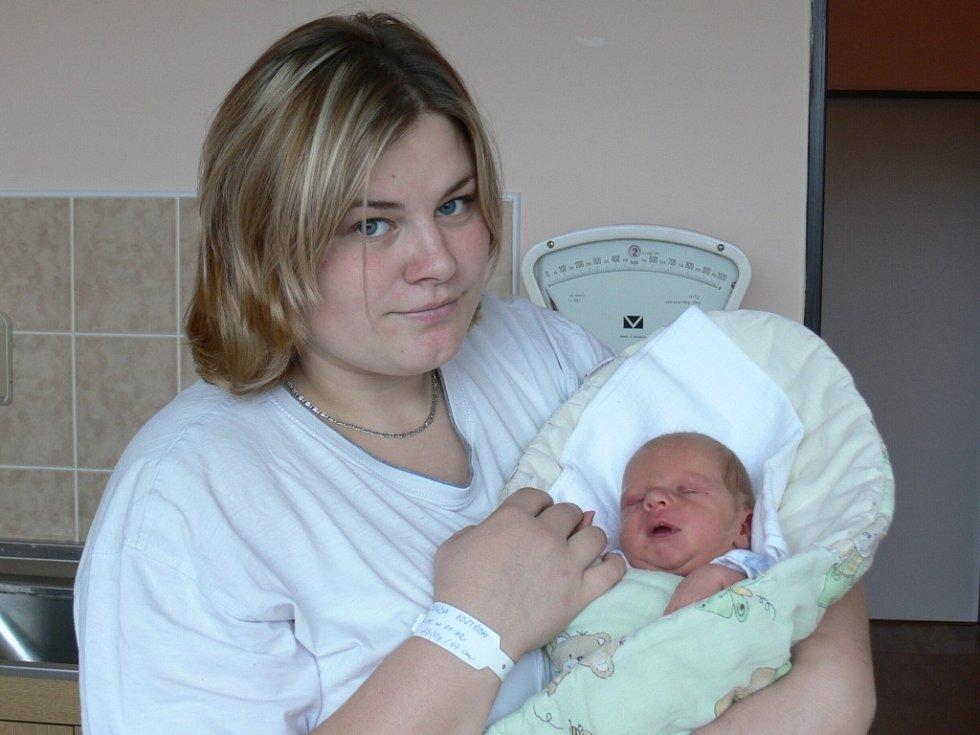 Vojtěch Funda se narodil v prachatické porodnici  20. listopadu v 01.42 hodin. Vážil 2530 gramů a měřil 47 centimetrů. Rodiče Barbora a Václav jsou z Krajníčka. Doma netrpělivě čekal bráška Vašík (6 let).