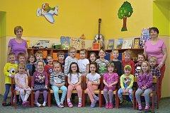 Mateřská škola ulice 1. máje, Vimperk - 2. třída