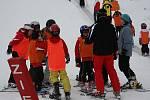 Žádný učený s nebe nespadl, ani lyžař ne.