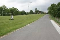 Sportovně rekreační areál Vodník ve Vimperku