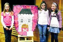 Vimperská děvčata se znakem města uspěla.